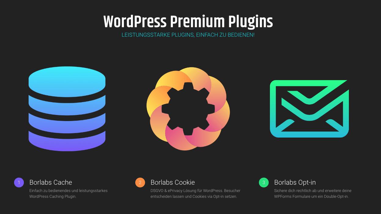 Wordpress Premium Plugins